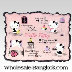 Hello Kitty Blanket Room from Sanrio Shop in Bangkok