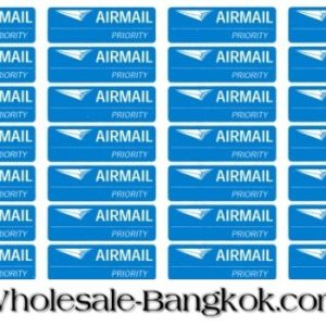 THAILAND PERSONAL SHOPPER FEE AND AIRMAIL SHIPPING OF SMALL ITEMS