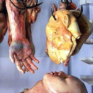 Kittiwat Unarrom Human Body Parts Bread, Order from Thailand Foot Bread, Head