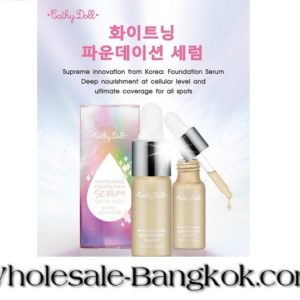 CATHY DOLL WHITENING FOUNDATION SERUM