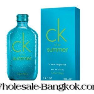 CALVIN KLEIN CK ONE SUMMER 2013 EDT THAILAND COSMETICS