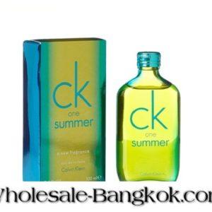 CALVIN KLEIN CK ONE SUMMER 2014 EDT THAILAND COSMETICS