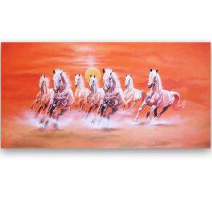 Bangkok Painting Horse Painting